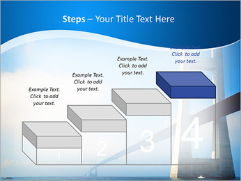 Build Bridge PowerPoint Template - Slide 44