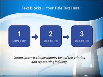 Build Bridge PowerPoint Template - Slide 51