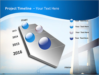 Build Bridge PowerPoint Template - Slide 6