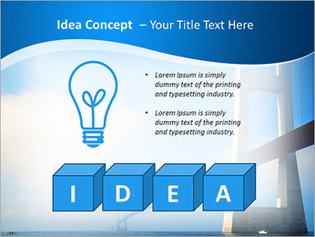 Build Bridge PowerPoint Template - Slide 60