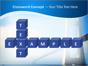 Build Bridge PowerPoint Template - Slide 62