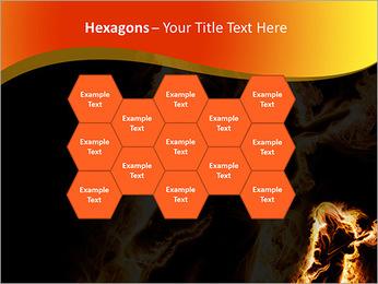 Guitar Rock Star PowerPoint Templates - Slide 24