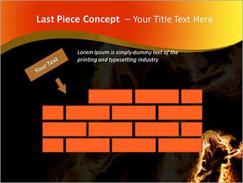 Guitar Rock Star PowerPoint Template - Slide 26