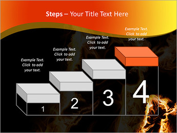 Guitar Rock Star PowerPoint Template - Slide 44
