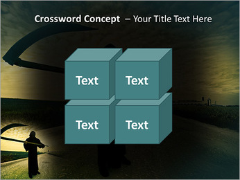 Death Image PowerPoint Template - Slide 19