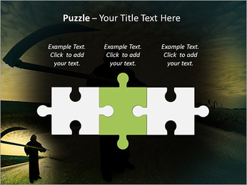 Death Image PowerPoint Template - Slide 22