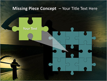 Death Image PowerPoint Template - Slide 25