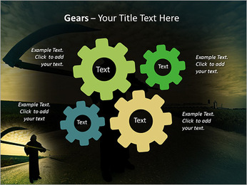 Death Image PowerPoint Template - Slide 27