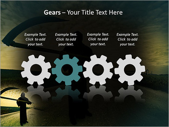 Death Image PowerPoint Template - Slide 28