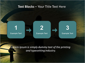 Death Image PowerPoint Template - Slide 51