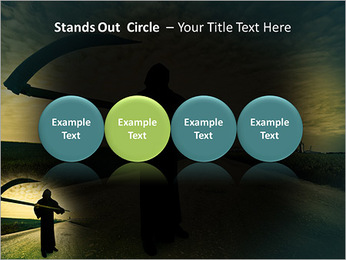 Death Image PowerPoint Template - Slide 56