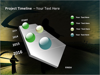 Death Image PowerPoint Template - Slide 6