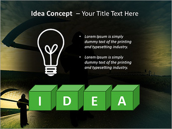 Death Image PowerPoint Template - Slide 60