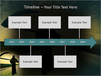 Death Image PowerPoint Template - Slide 8