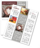 Rice Newsletter Templates