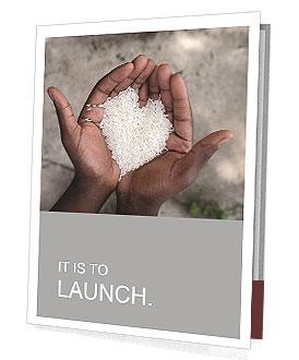 Rice Presentation Folder