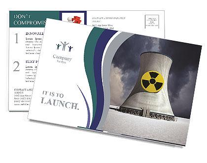 Toxic Postcard Templates