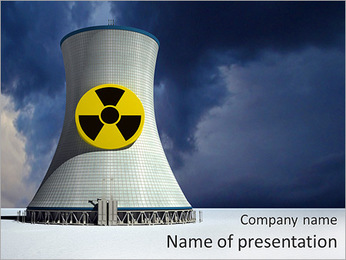Toxic PowerPoint Template - Slide 1