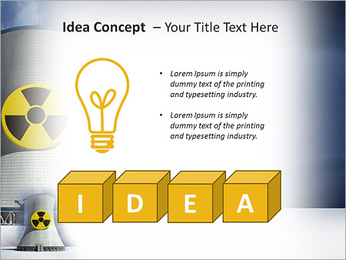 Toxic PowerPoint Templates - Slide 60