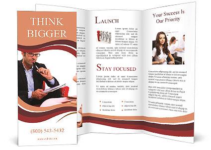 Psychologist Brochure Templates