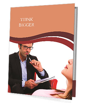 Psychologist Presentation Folder