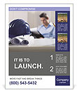 Construction Expert Poster Template