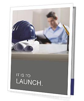 Construction Expert Presentation Folder