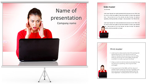 Bad News PowerPoint Template