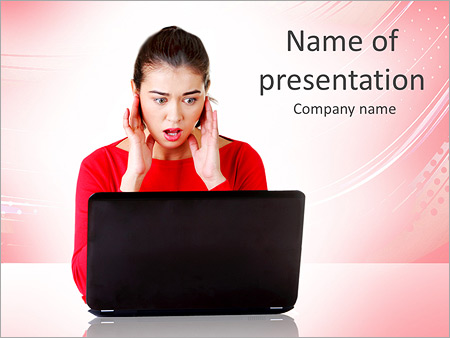 Bad News PowerPoint Templates