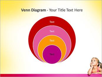 Cute Girl PowerPoint Templates - Slide 14