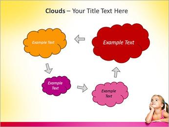 Cute Girl PowerPoint Template - Slide 52