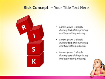 Cute Girl PowerPoint Template - Slide 61
