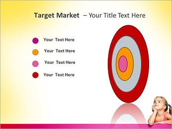Cute Girl PowerPoint Templates - Slide 64