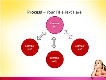 Cute Girl PowerPoint Template - Slide 71