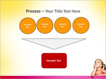 Cute Girl PowerPoint Template - Slide 73