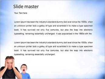 Quarrel PowerPoint Template - Slide 2