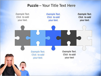 Quarrel PowerPoint Template - Slide 21