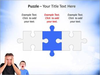 Quarrel PowerPoint Template - Slide 22