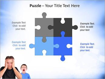 Quarrel PowerPoint Template - Slide 23