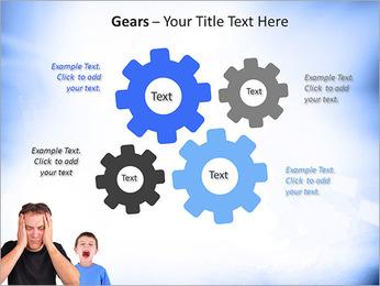 Quarrel PowerPoint Template - Slide 27