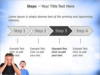 Quarrel PowerPoint Template - Slide 4