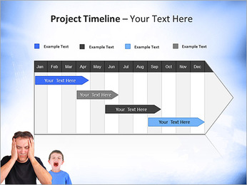 Quarrel PowerPoint Template - Slide 5