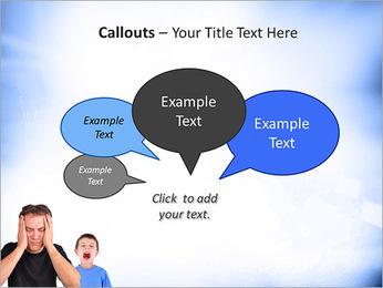 Quarrel PowerPoint Template - Slide 53