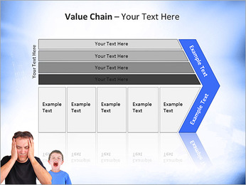 Quarrel PowerPoint Template - Slide 7