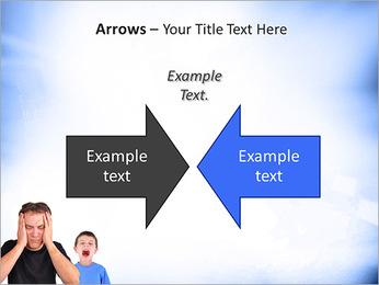 Quarrel PowerPoint Template - Slide 70