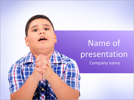 Teenager PowerPoint Templates