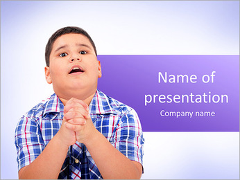 Teenager PowerPoint Templates - Slide 1