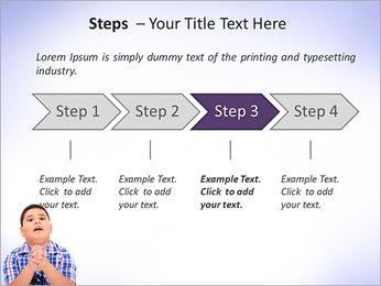 Teenager PowerPoint Template - Slide 4