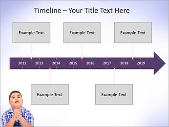 Teenager PowerPoint Template - Slide 8