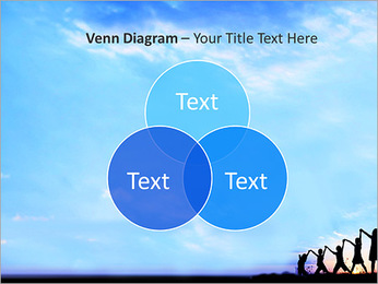 Group Of Children PowerPoint Templates - Slide 13